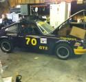 1973 911 E Vintage Race Car Project